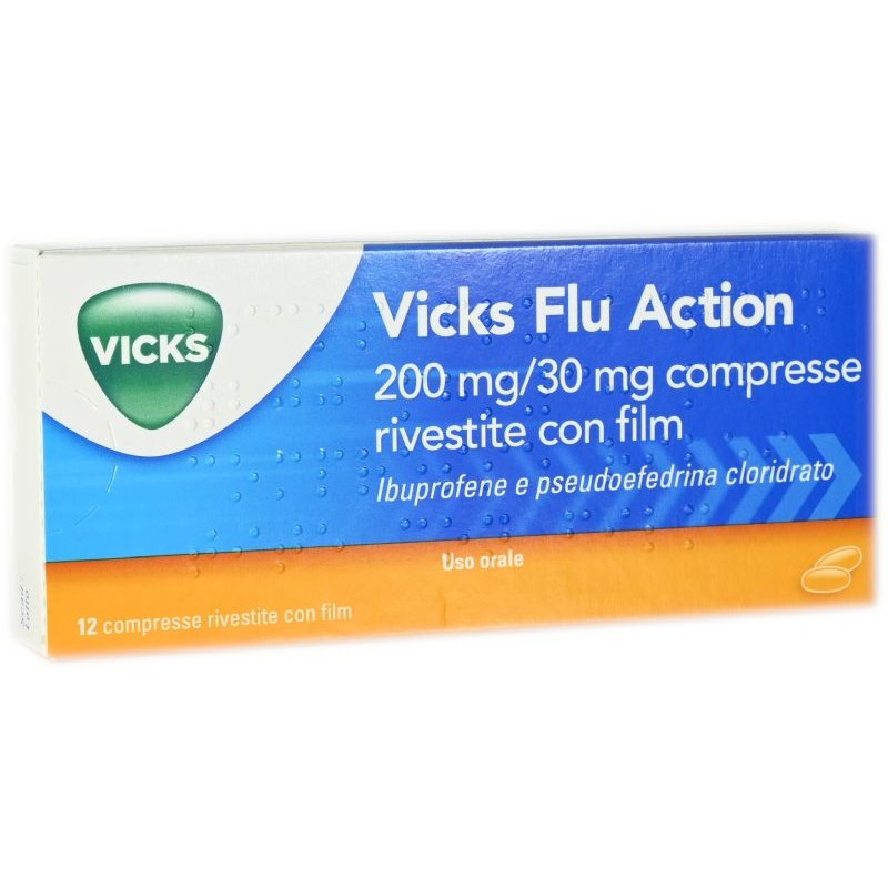 Vicks Flu Action