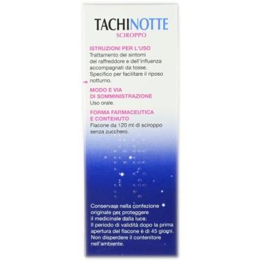 Sciroppo Tachinotte