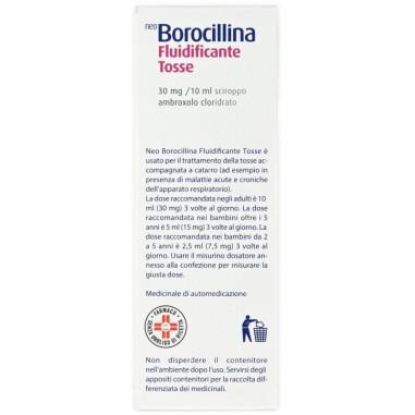 NeoBorocillina Fluidificante Tosse