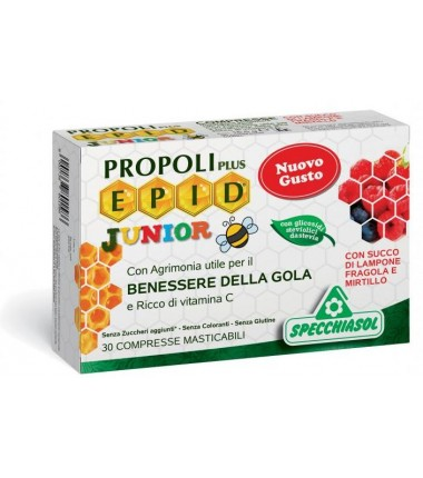 Compresse Epid Junior