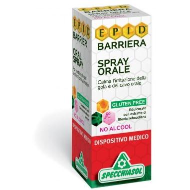 Spray Orale No Alcool Epid Barriera