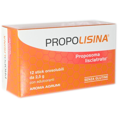 Propolisina Stick Orosolubili