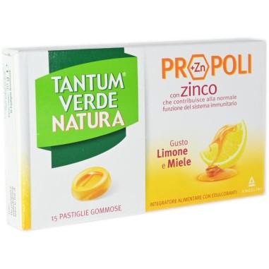 Tantum Verde Natura Miele e Limone