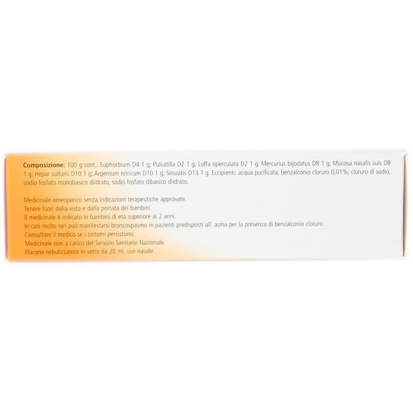 Euphorbium Compositum Spray Nasale S