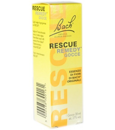 Rescue Remedy Gocce