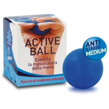 Active Ball Celeste Media