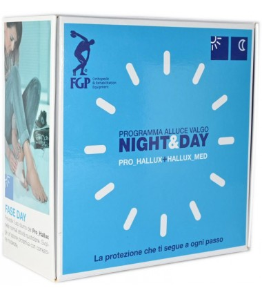 Programma Night & Day per Alluce Valgo