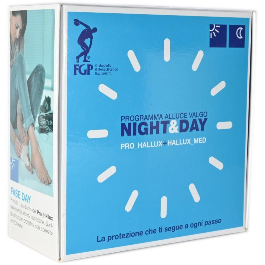 Programma Night & Day per Alluce Valgo