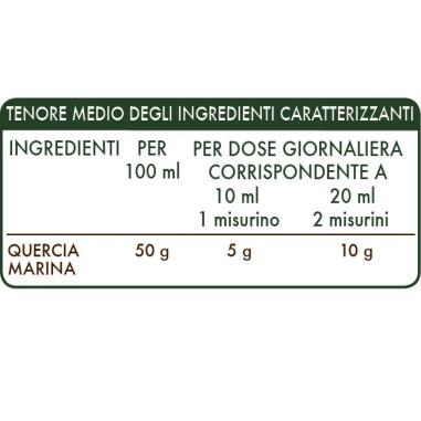 Quercia Marina Estratto Integrale - Liquido Analcoolico