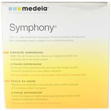 Set Doppio d'Allattamento Symphony
