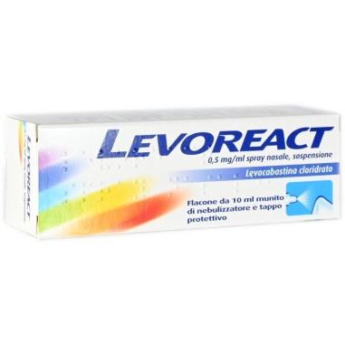Spray Nasale Antistaminico Levoreact
