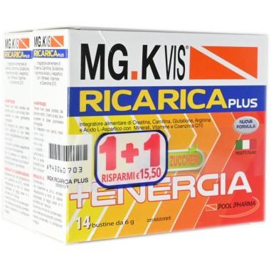 MG.K Vis Ricarica Plus 1+1