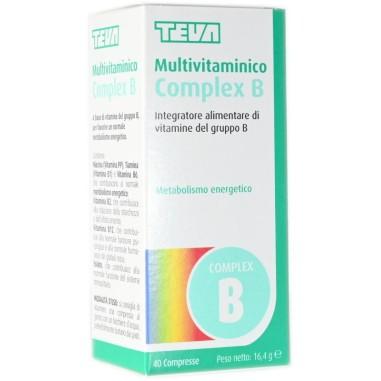 Multivitaminico Complex B Teva
