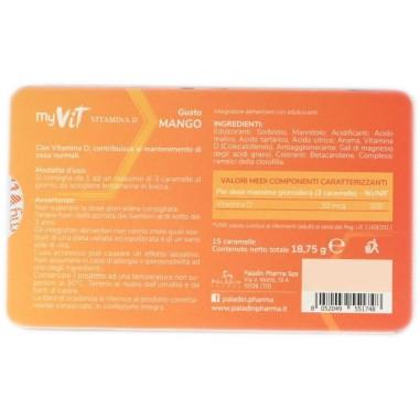 MyVit Vitamina D Sanavita