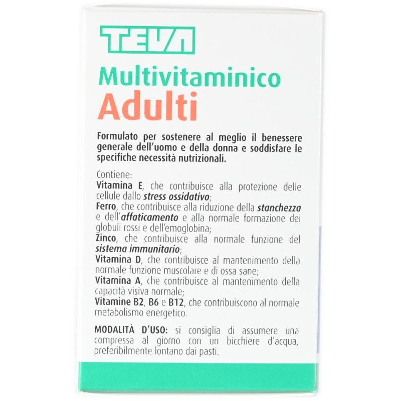 Multivitaminico Adulti Teva