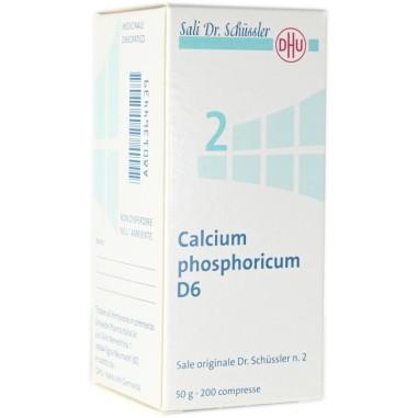 Calcium Phosphoricum D6 Sale Dr. Schüssler N.2