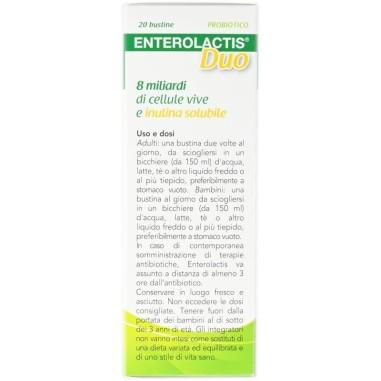 Enterolactis Duo