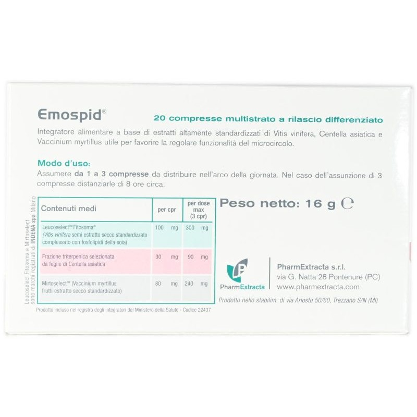 Emospid Compresse
