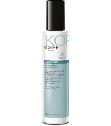 Cleansing Latte Olio All In One Korff