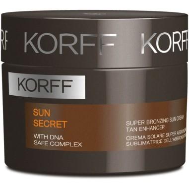 Crema Solare Super Abbronzante Korff