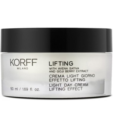 Lifting Crema Light Giorno Effetto Lifting Spf 15 Korff