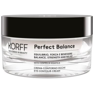 Perfect Balance Crema Contorno Occhi Korff