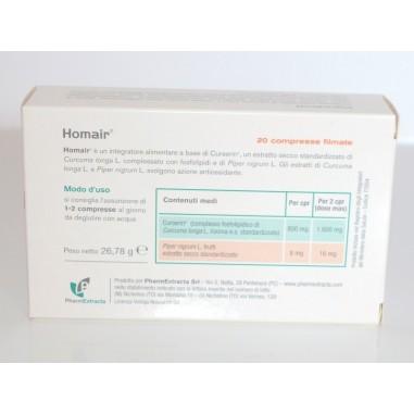 Homair 20 compresse