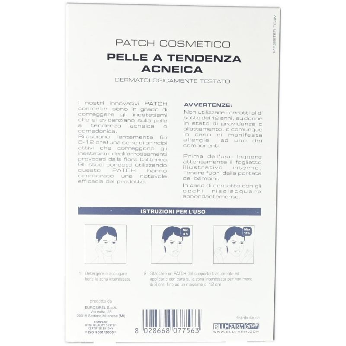 Patch Cosmetico Pelle a Tendenza Acneica Patch Beautè