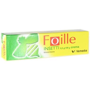 Crema Foille Insetti