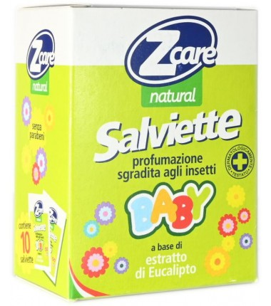 Salviette Baby ZCare Natural