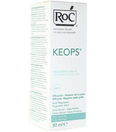 Deodorante Roll-On RoC Keops