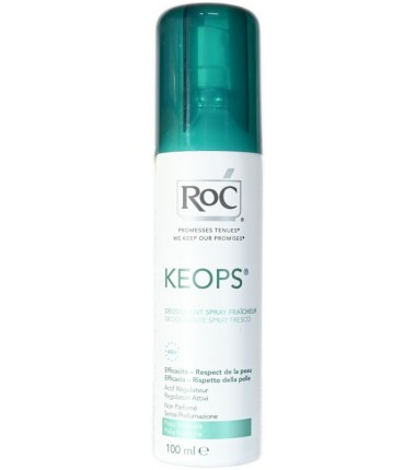 Deodorante Spray Fresco RoC Keops
