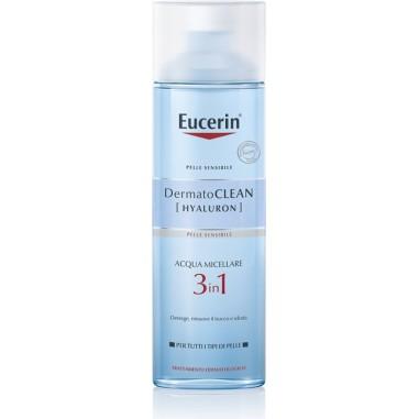 Acqua Micellare 3 In 1 Eucerin DermatoClean