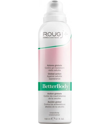 Better Body Mousse Anticellulite Azione Globale