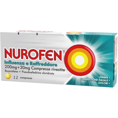 Nurofen Influenza e Raffreddore