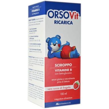 Orsovit Ricarica