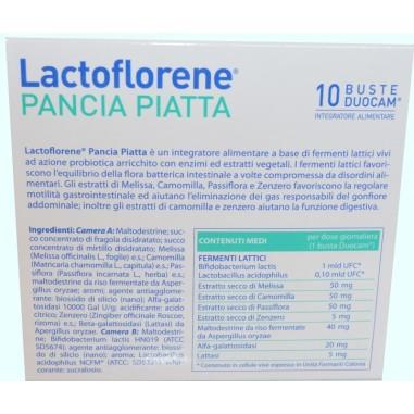 Lactoflorene Pancia Piatta 10 buste