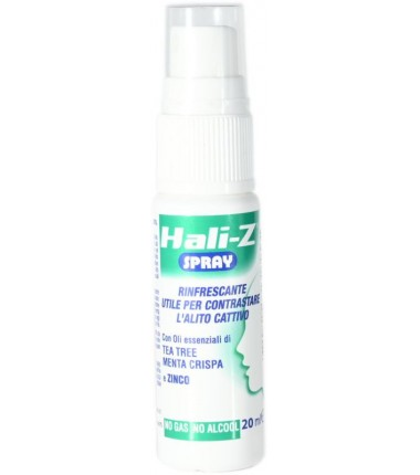 Hali-Z Spray