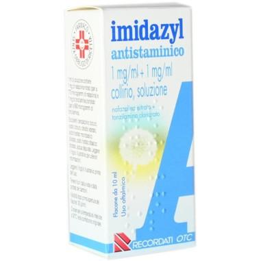 Collirio Imidazyl Antistaminico