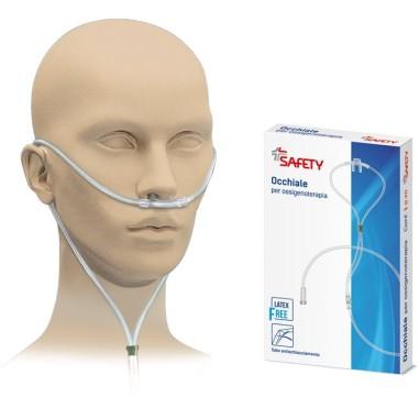 Occhiali per Ossigenoterapia