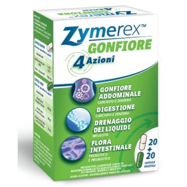 Zymerex Gonfiore 4 azioni
