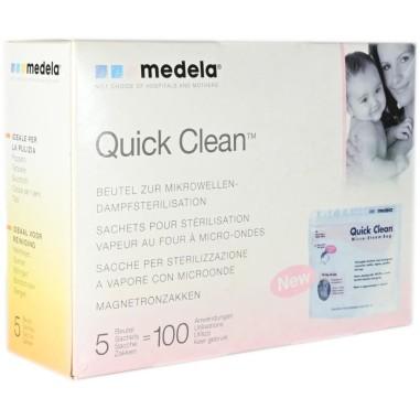 Sacche per Microonde Quick Clean Medela