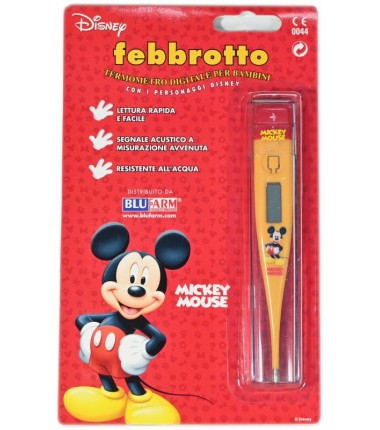 Febbrotto Mickey Mouse