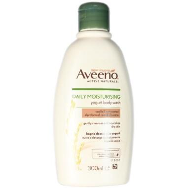 Bagno Doccia allo Yogurt Aveeno