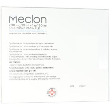 Soluzione Vaginale Meclon