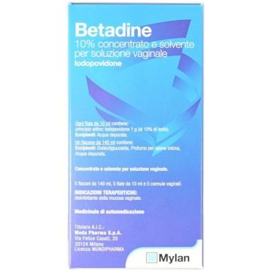 Betadine per Soluzione Vaginale