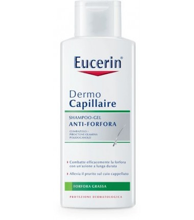 Shampoo-Gel Anti-Forfora DermoCapillaire Eucerin