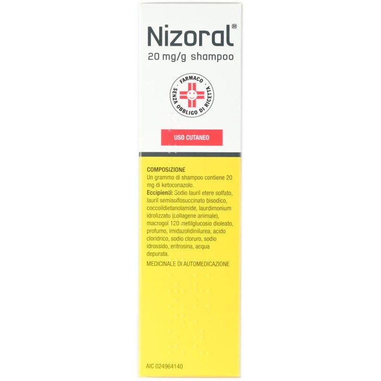 Shampoo Nizoral