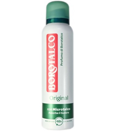 Deodorante Spray Original Borotalco