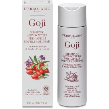 Shampoo Anti-Rottura Goji
